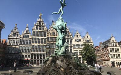 OMNYE-sek a Benelux napsütésben